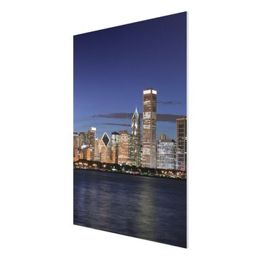 Product picture Forex Fine Art Print - Mural Chicago...