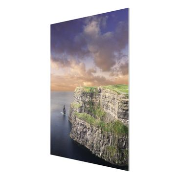 Product picture Forex Fine Art Print - Mural Cliffs of...