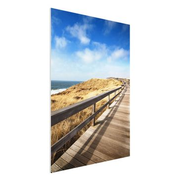 Product picture Forex Fine Art Print - Mural North Sea...