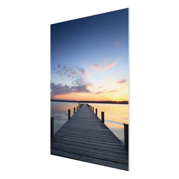 Product picture Forex Fine Art Print - Mural Place of...