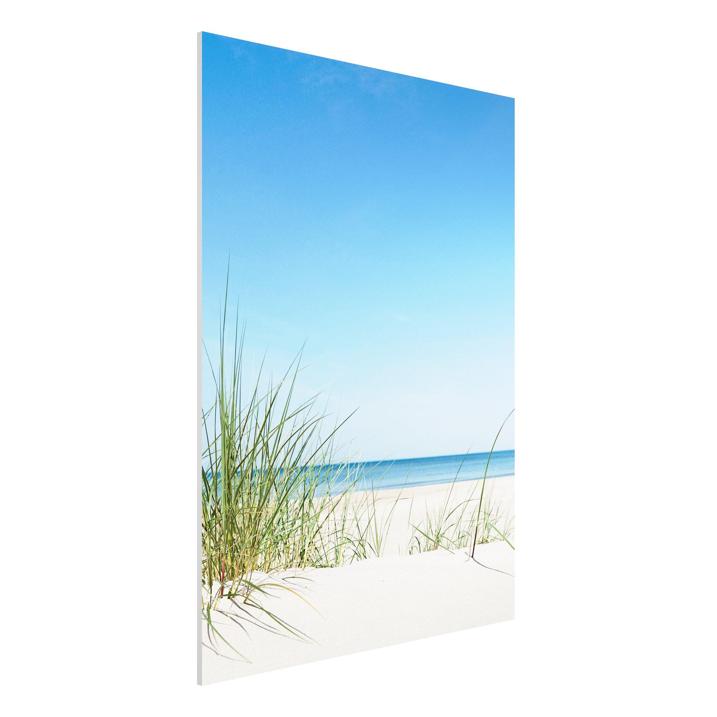 forex fine art print mural baltic coast high 4 3. Black Bedroom Furniture Sets. Home Design Ideas