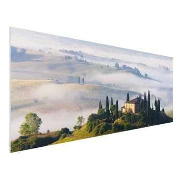 Produktfoto Forex Fine Art Print - Mural estate in...