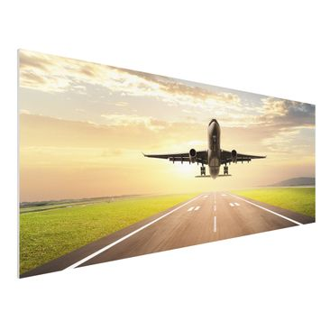Product picture Forex Fine Art Print - Mural Starting...