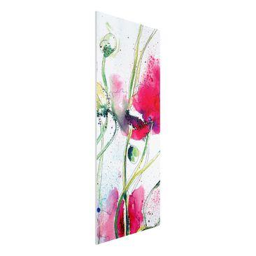 Produktfoto Forex Fine Art Print - Wandbild Painted...