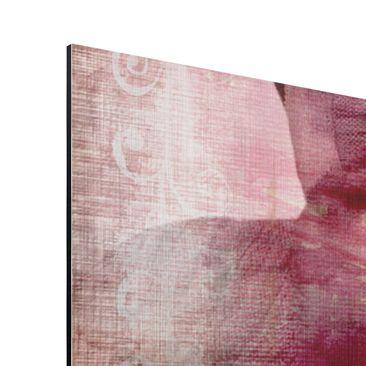 Product picture Aluminium Print brushed - Mural Grunge...