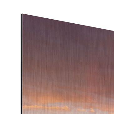Product picture Aluminium Print brushed - Mural Monument...