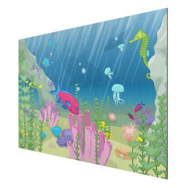 Product picture Aluminium Print brushed - Mural No.RY25...