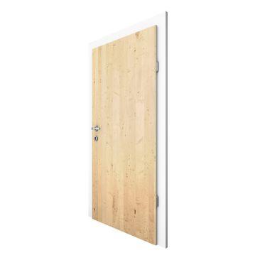 Product picture Non-woven Wallpaper Door - Apple Birch -...