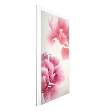 Product picture Non-woven Wallpaper Door - Artistic...