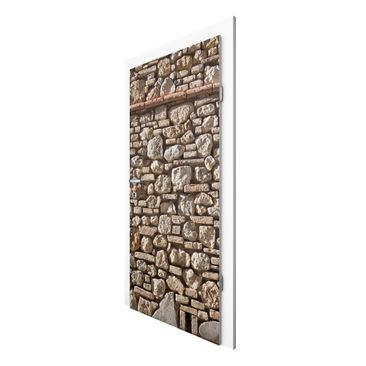 Product picture Non-woven Wallpaper Door - Mediterranean...