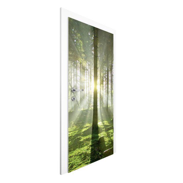 Produktfoto Vliestapete Tür - Spring Fairytale -...