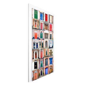 Produktfoto Vliestapete Tür Premium - 100 Türen - Türtapete
