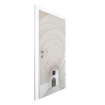 Immagine del prodotto Carta da parati per porte Premium - Arcades - 215cm x 96cm