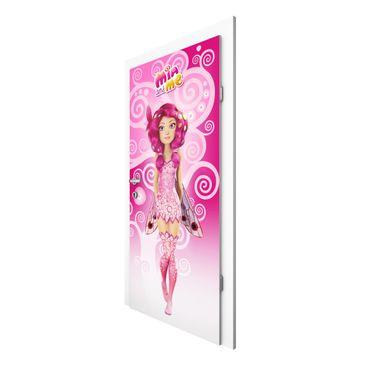 Product picture Non-Woven Wallpaper Door Premium - Mia...