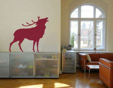 Product picture Wall Decal no.SF104 Stag