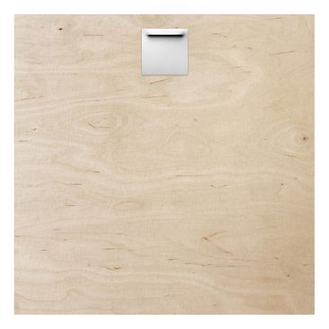 Product picture Wood Print - Telephone - Square 1:1