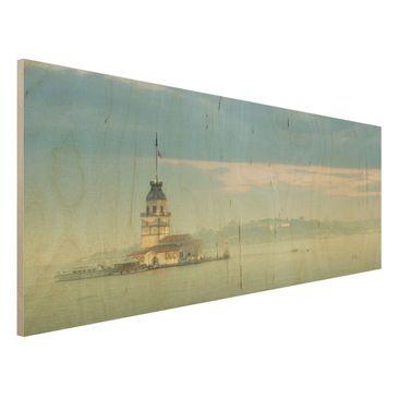 Immagine del prodotto Stampa su legno - Maidens Tower - Panoramico