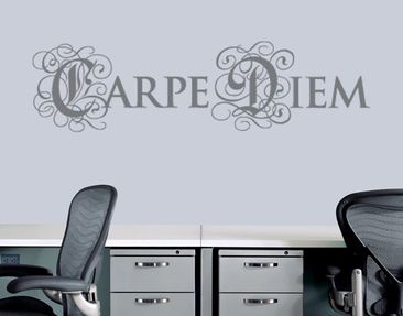 Produktfoto Wall Decal no.SF128 Carpe Diem