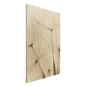 Product picture Wood Print - Gentle grasses - High 3:2