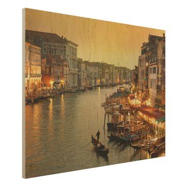 Immagine del prodotto Foto su legno - Grand Canal of Venice - Orizzontale 3:4