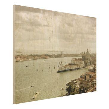 Immagine del prodotto Foto su legno - Venetian Lagoon - Orizzontale 3:4