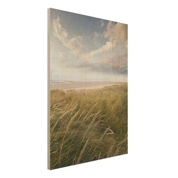 Immagine del prodotto Foto su legno - Dunes dream - Verticale 4:3