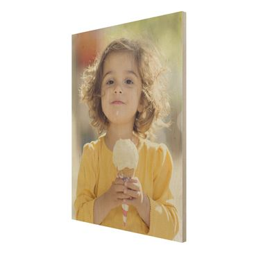 Product picture Print your Photo - Your Picture on Wood...