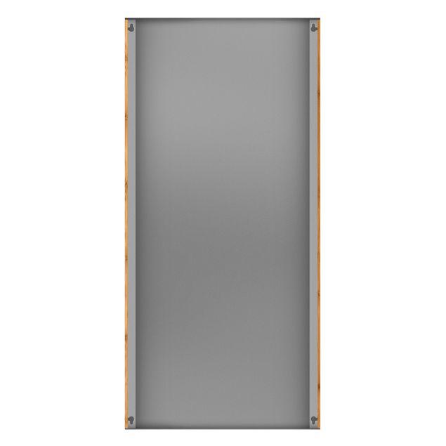 Produktfoto Magnettafel - Bambus - Memoboard Panorama Hoch