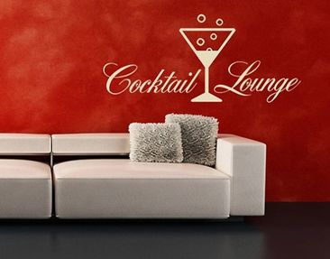 Produktfoto Wall Decal no.SF156 Cocktail Lounge II