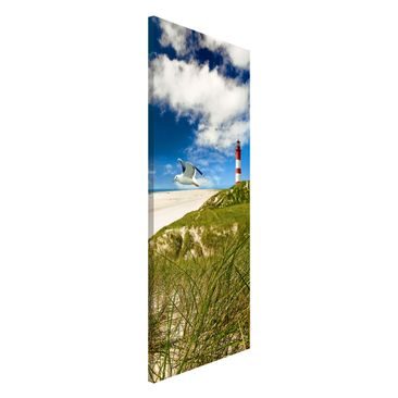 Product picture Magnetic Board - Dune Breeze - Panorama...