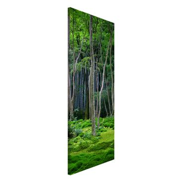 Product picture Magnetic Board - Japanese Forest -...