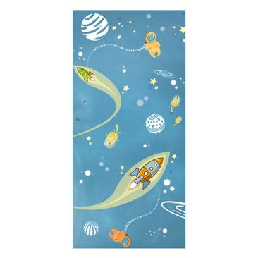 Product picture Magnetic Board - No.MW16 Colourful Space...