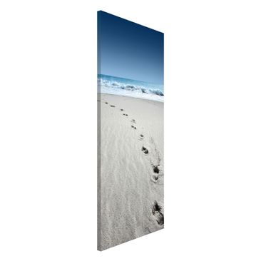 Product picture Magnetic Board - Traces In The Sand -...