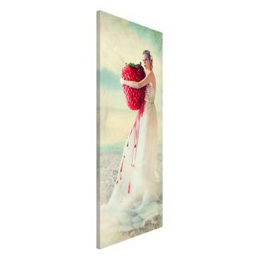Immagine del prodotto Lavagna magnetica - Strawberry Princess - Panorama formato verticale