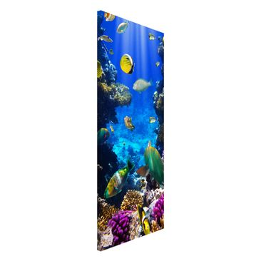 Produktfoto Magnettafel - Underwater Dreams - Memoboard Panorama Hoch