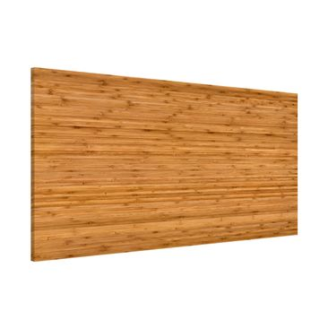 Product picture Magnetic Board - Bamboo - Panorama...