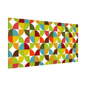 Product picture Magnetic Board - In The Quarter-Circles...