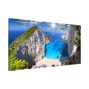 Product picture Magnetic Board - Bay - Panorama...