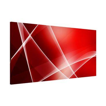 Produktfoto Magnettafel - Red Heat - Memoboard Panorama Quer
