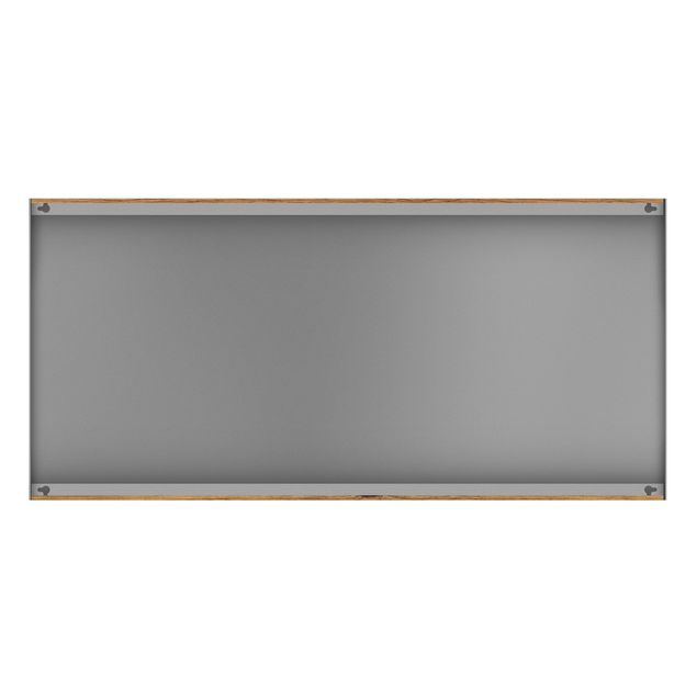 Produktfoto Magnettafel - Schwarze Olive - Memoboard Panorama Quer