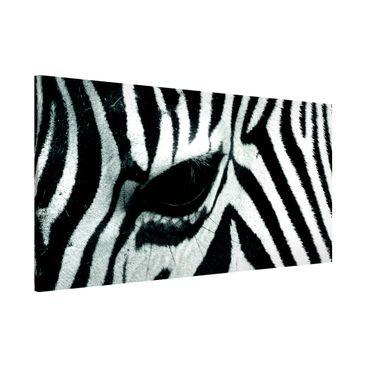 Produktfoto Magnettafel - Zebra Crossing - Memoboard Panorama Quer