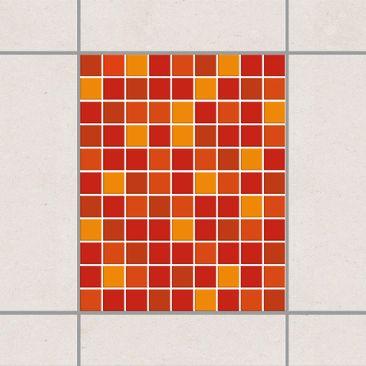 Immagine del prodotto Adesivo per piastrelle - Mosaic Tiles Sunrise 25cm x 20cm