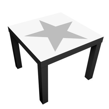 Product picture Design Table no.YK43 Star white...