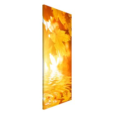 Product picture Magnetic Board - Autumn Leaves -...