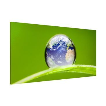 Product picture Magnetic Board - Green Hope - Panorama...