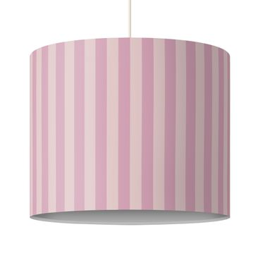 Product picture Design Lamp no.YK45 Stripes Pink