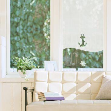 Immagine del prodotto Pellicole per vetri  - anchor - frosted...