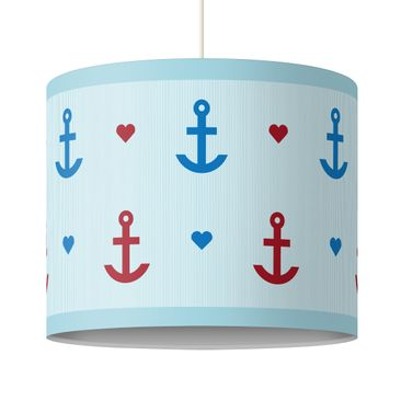 Immagine del prodotto Lampadario design Anchor and Heart