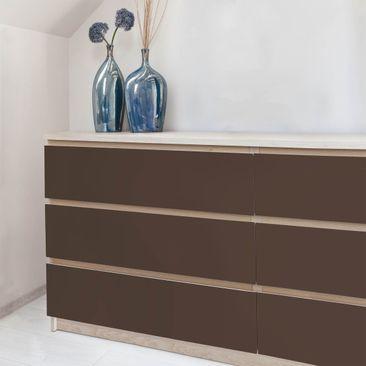 Immagine del prodotto Carta Adesiva per Mobili - Colour Cocoa