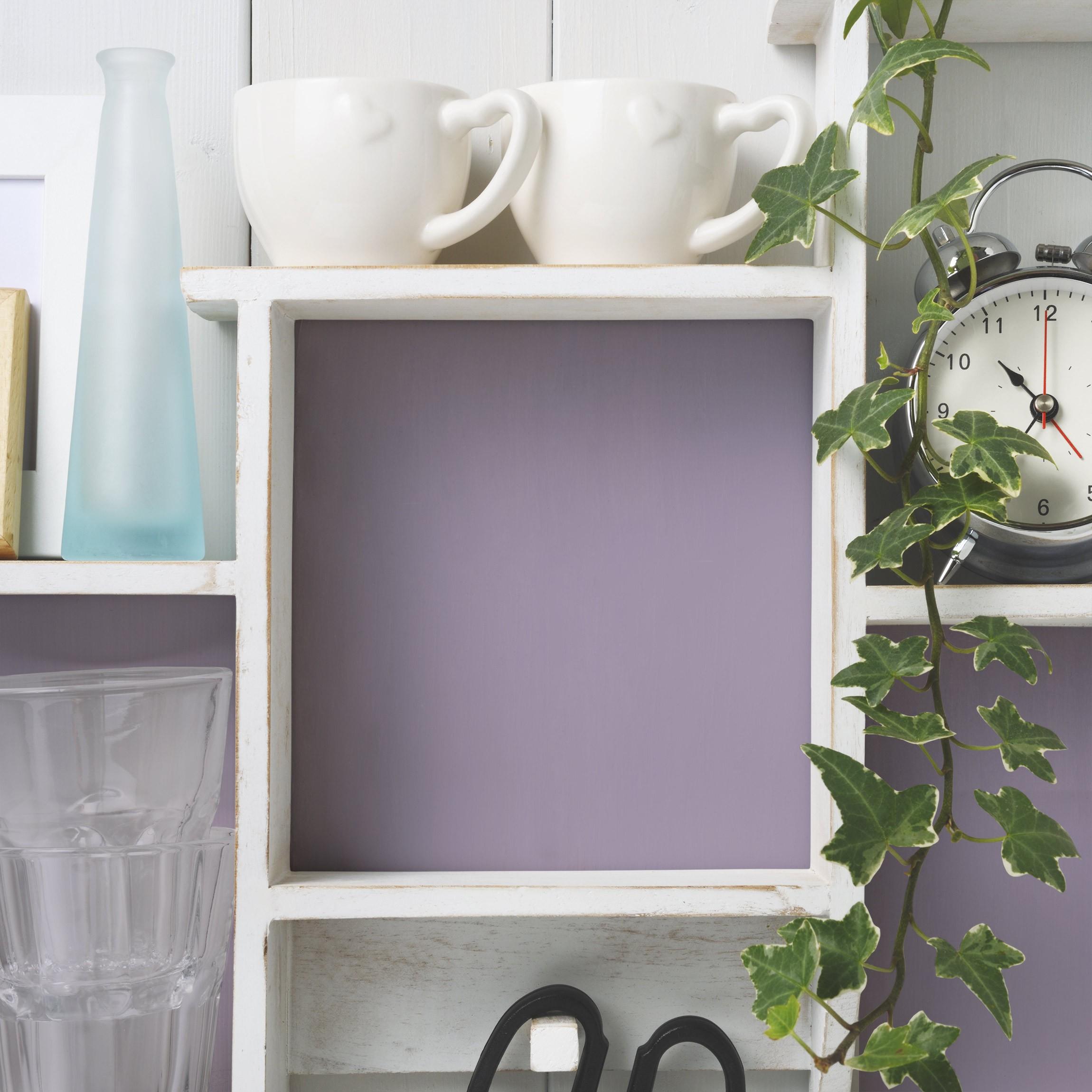 m belfolie lila einfarbig lavendel klebefolie f r. Black Bedroom Furniture Sets. Home Design Ideas